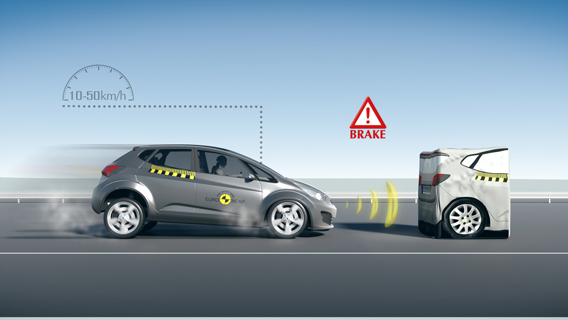 What is Autonomous Emergency Braking or AEB? - Car Advice