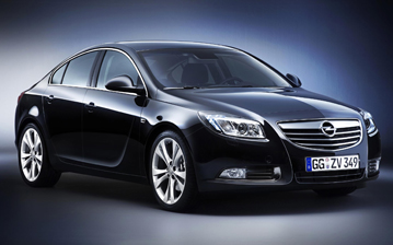 official opel vauxhall insignia 2009 safety rating results. Black Bedroom Furniture Sets. Home Design Ideas