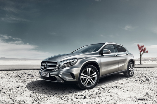 official mercedes benz gla class 2014 safety rating results. Black Bedroom Furniture Sets. Home Design Ideas